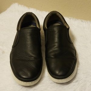 Cole Haan Grand OS Leather Casual Slip Ons Sz 12